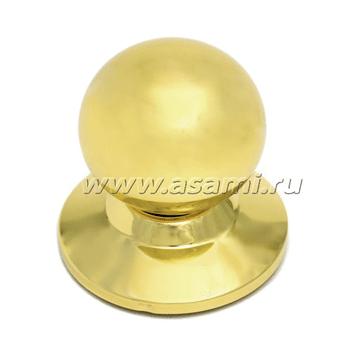 Ручка дверная 6072 DL PB (золото)