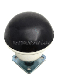 Опора меб круг М-9908 СР 65мм