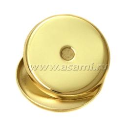 Заглушка 027 BP (золото) 55мм