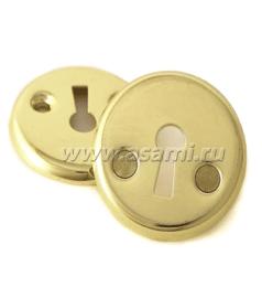 Ключевины 016 BP (золото) 50мм