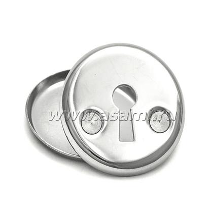 Ключевина 016 CP (хром) 50мм
