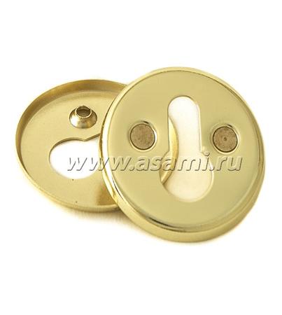 Ключевина 016 PZ BP (золото) 55мм