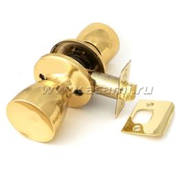 Ручка-защелка 590 PS PB золото