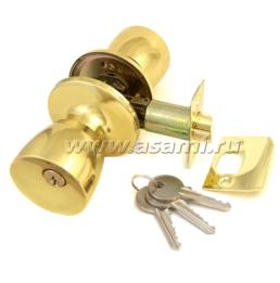 Ручки-защелки 590 ET РВ золото