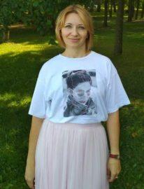 Менеджер - Подлубная Леся Степановна